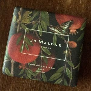 New JO MALONE POMEGRANATE NOIR SOAP FULL Sz 3.5oz